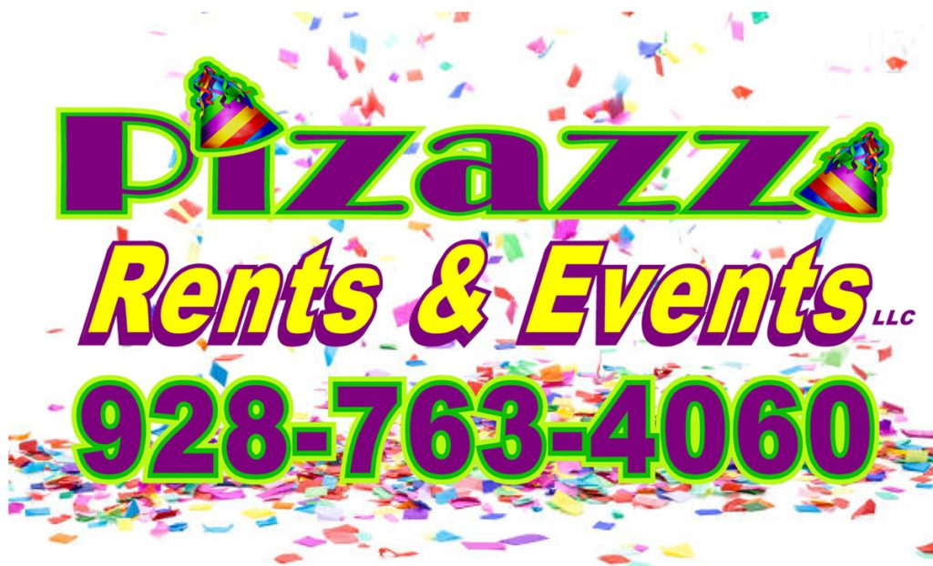 Pizazz Rents And Events - 928-763-4060